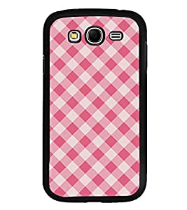 Fiobs Designer Back Case Cover for Samsung Galaxy Grand Neo Plus I9060I :: Samsung Galaxy Grand Neo+ (jaipur rajasthan african america cross pattern)