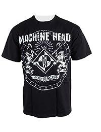 Machine Head Men's Shirt Classic Crest