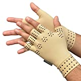 Best Arthritis Gloves - Medipaq® Magnetic Anti-Arthritis Health THERAPY Gloves Review