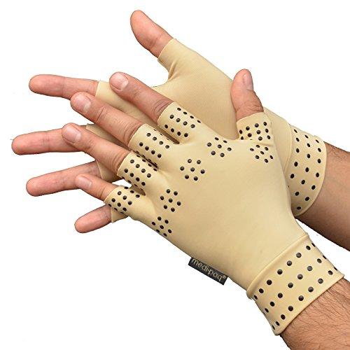 Medipaq Magnetische Anti Arthritis Gesundheits- Therapiehandschuhe