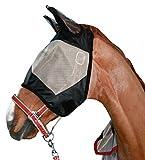 HKM Fliegenschutzmaske - Protection, taupe / schwarz