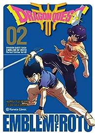 Dragon Quest Emblem Of Roto nº 02/15 par Kamui Fujiwara