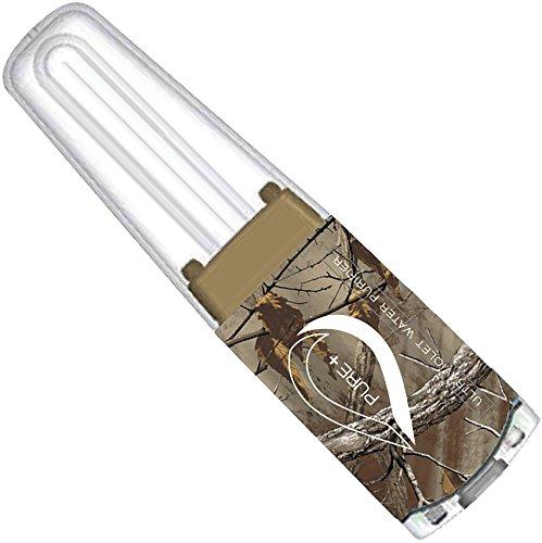 Steripen Wasseraufbereitung (SteriPEN UV Wasserentkeimer 'Pure+' - realtree)