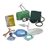 Pharma[+] Kit Emergenza Pronto Soccorso CPR per Piscina