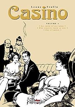 Casino T04 (French Edition) di [Ventura, Rubino, Frollo, Leone]
