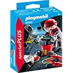 Playmobil 9092 Special Plus Rock Blaster with Rubble Toy Set
