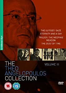 Theo Angelopoulos Collection The  Volume 3 (4 Dvd) [Edizione: Regno Unito] [Import anglais]