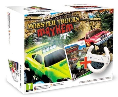 monster trucks mayhem