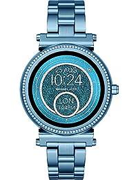 Reloj Smartwatch Mujer Michael Kors Sofie Casual Cod. mkt5042