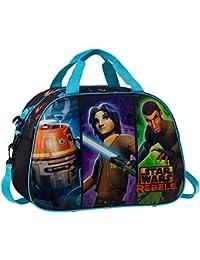 Star Wars Rebels Bolsa Viaje Infantil, 40 cm, 24 Litros, Varios Colores