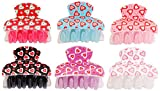 Takspin Multicolor Plastic Hair Clutches...