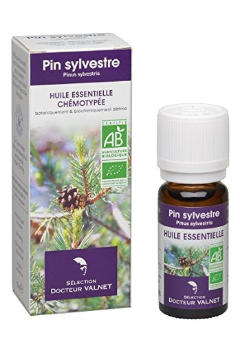 Pin Sylvestre Huile Essentielle Bio - 10 ml - Dr Valnet