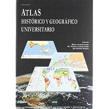 Atlas histórico y geográfico universitario (UNIDAD DIDÁCTICA)