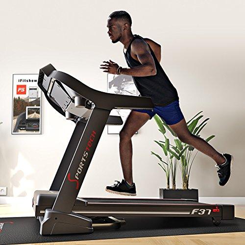 Sportstech F37 Profi – Treadmills