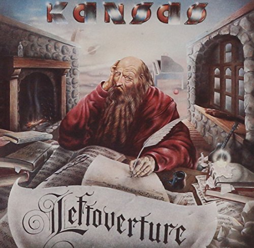 Kansas: Leftoverture (Audio CD)