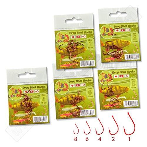 drop-shot-wide-gap-red-fishing-hooks-strong-sharp-worm-perch-pike-va03-1x10pcs-size-2-drop-shot-red-