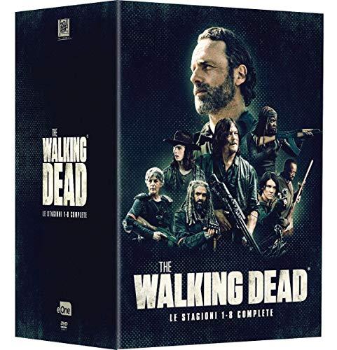 The Walking Dead - Stagioni 1-8  (35 DVD)