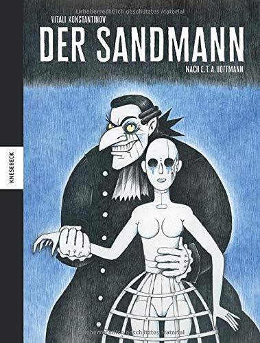 Der Sandmann: Graphic Novel nach E. T. A. Hoffmann