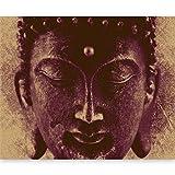 murando - Fototapete 300x231 cm - Vlies Tapete - Moderne Wanddeko - Design Tapete - Wandtapete - Wand Dekoration - Buddha 10040907-43