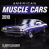 American Muscle Cars 2019: 16-Month Calendar Includes September 2018 Through December 2019 (Calendars 2019)