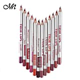 #3: Me Now True Lips Lip Liner Pencil Set of 12