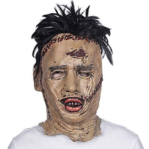 Wan mask Horrormaske Geeignet für Maskeradenpartys, Kostümpartys, Karneval, Weihnachten, Ostern, Halloween