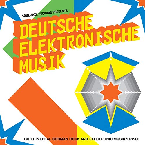 Deutsche Elektronische Musik 1972-83 (A): New Edition [Vinyl LP]
