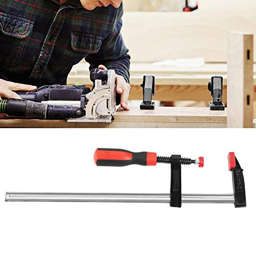 2/4 Stücke F Klemmen Druckguss-Schraubzwinge Holzzwingen DIY Handwerkzeug Kit, 50 * 150mm/50 * 300mm (2pcs: 50 * 300mm)