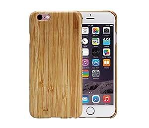legna Custodia iPhone 6 / iPhone 6s Cover con Schermo protettivo, Bamboo 4.7 pollici Caso ultra sottile 1 mm da PITAKA