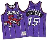 Vince Carter Toronto Raptors Mitchell & Ness Authentic 1998 Purple NBA Jersey Trikot
