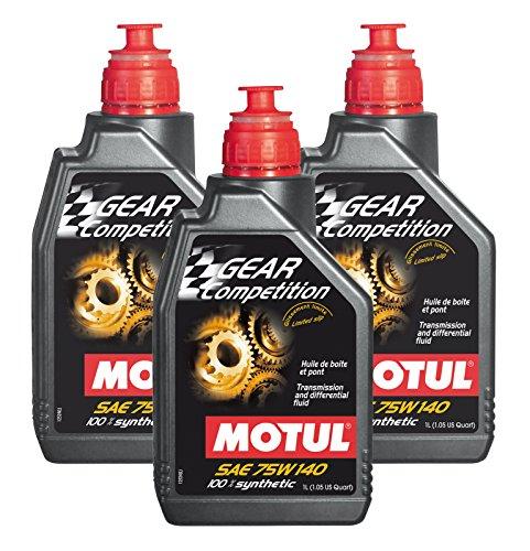 Motul Gear competizione 100% sintetico 75W140gl-5