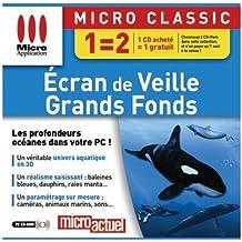 Ecran de veille Grands fonds (französische Version) [Importación francesa]