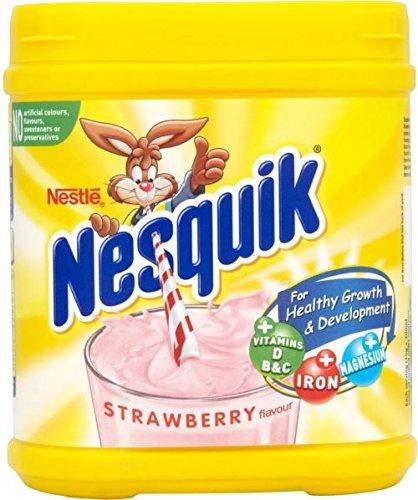 Nestlé Nesquik fraises (500g) - Paquet de 6