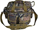 Explorer Mossy Oak -Realtree Like- Hunting Camo Padded Deluxe Tactical Range and Gear Bag - Rangemaster Gear Bag by Explorer