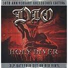 Holy Diver (Red Transparent 3LP Gatefold Set) [VINYL]