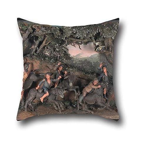 Taie d'oreiller de peinture à l'huile Samuel Percy–Une Race d'Chimney-sweeps sur les ânes, pour salle d'étude, une salle de danse, Divan, chambre à coucher, Club, Wife 45,7x 45,7cm/45par 45cm (deux côtés)