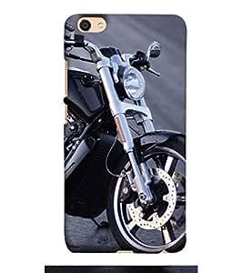 Fuson Designer Back Case Cover for Vivo V5 ( Bike Car Auto Scooter Automobiles )