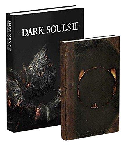 Dark Souls III Collector 's Edition–El Oficial Solución libro