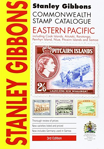Stanley Gibbons Catalogue (Commonwealth Comprehensive)