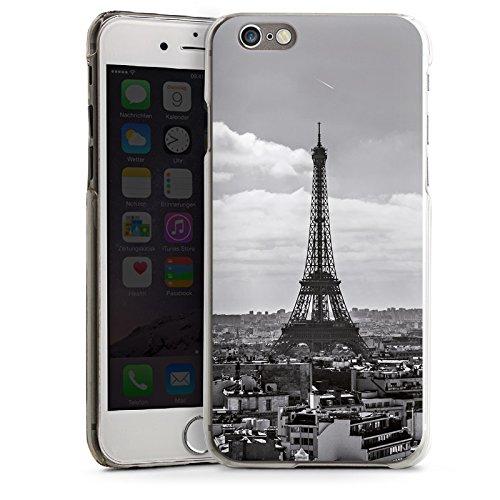 Apple iPhone 5s Housse étui coque protection Paris France Tour Eiffel CasDur transparent