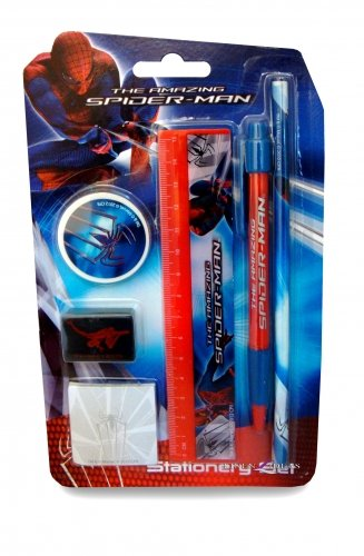 The Amazing Spiderman Schreibwaren Set