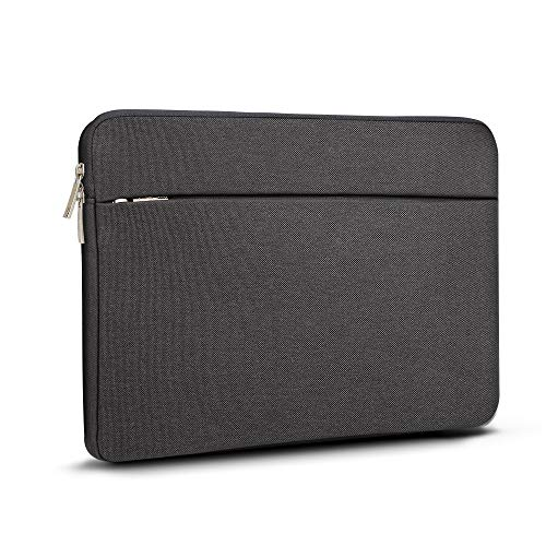 "A Tailor Bird Laptop Sleeve 15.6 Zoll Stoßfestes Laptop Hülle 15.6 Zoll Wasserdicht Laptoptasche 15.6"" Notebook Sleeve Case Schutzhülle Kompatibel 15-15,6 Zoll MacBook Pro Schwarz"