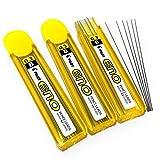 Pilot ENO portaminas minas para portaminas–0,3mm–B–Pack de 3–36minas