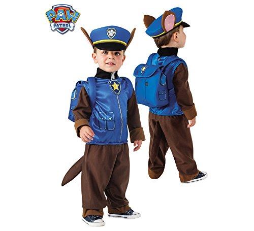 Imagen de disfraz de chase de la patrulla canina para niño