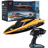 Toyshine 3223 High-Speed Remote Control Boat Ship, Rechargeable, Assorted Color