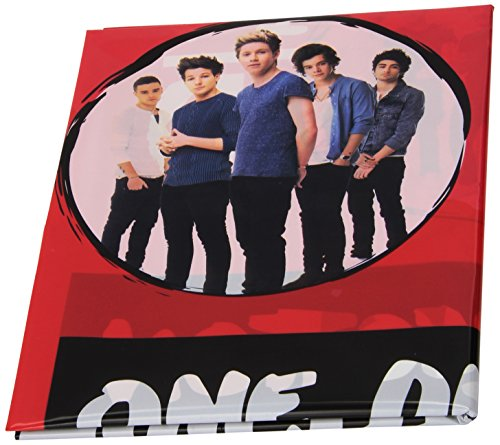 amscan One Direction Kunststoff tablecoves