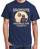 Die besten Freunde für immer T-Shirts - - Geschwister - Freunde für Immer - Bruder Bewertungen