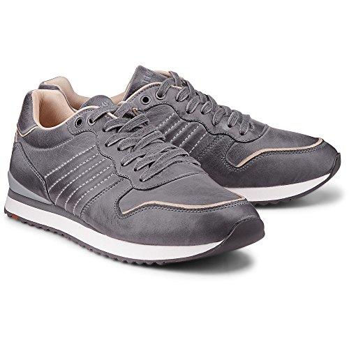 LLOYD 18-400-01, Chaussures de Ville à Lacets Pour Homme Gris