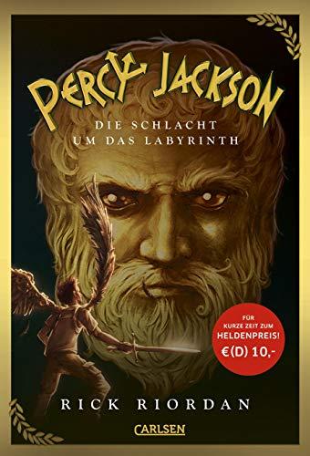 Percy Jackson - Die Schlacht um das Labyrinth Bd. 4