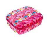 ZIPIT Colorz Box Jumbo Astuccio Per Matite, Portapenne, Contenitore, Rosa